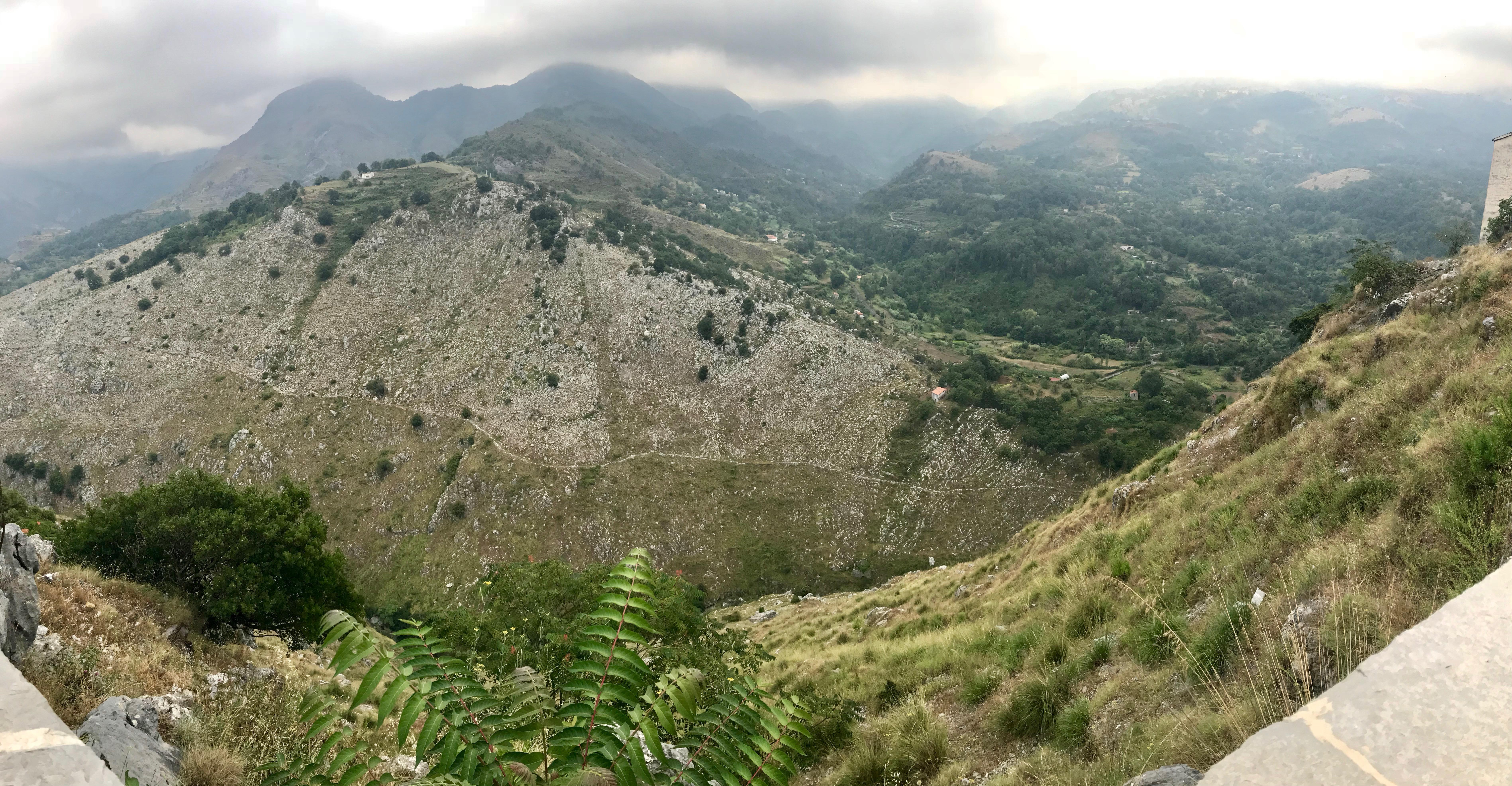 Aieta - Parco del Pollino