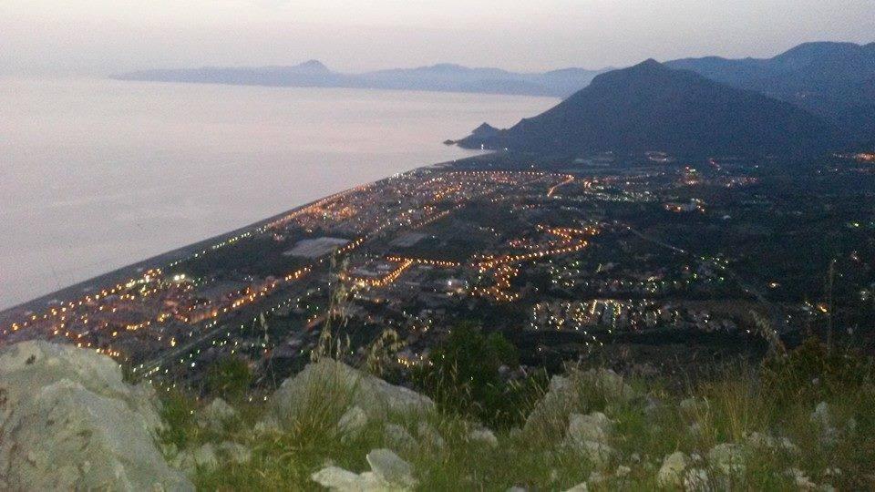 Tortora Marina Panorama